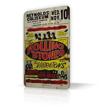 METAL TIN  SIGN ROLLING STONES Concert Poster #4 Retro Vintage Decor Home Wall