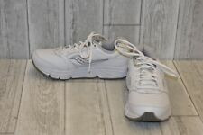 Saucony Progrid Echelon LE 2 Sneaker-Women's Size 8W White