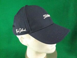 new Titleist SEA ISLAND Golf Resort Georgia Nantucket Hat nwt navy blue