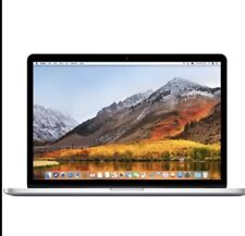 Apple MacBook Pro Retina 39.1cm Core i7 2.2ghz 16gb 512gb mid-2015 Cuidado M19