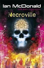 Necroville. Ian McDonald-ExLibrary