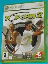 Top Spin 2 - Microsoft XBOX 360 - PAL
