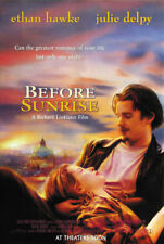 Before sunrise Ethan Hawke Julie Delpy movie poster print