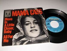 45 RPM w/PIC SLEEVE Mama Cass MOVE IN A LITTLE CLOSER/ALL FOR ME Columbia IMPORT