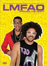 NEW LMFAO - Rocking The Party (DVD)