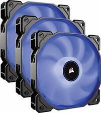 CORSAIR AF120 LED Low Noise Cooling Fan Triple Pack - Blue Cooling CO-9050084-WW