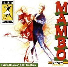 Enrico Domingo Strictly dancing-Mambo (1991, & his Big Band) [CD]