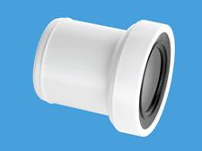 Mcalpine WC-con-EXT dritto telescopico Socket Extension