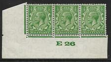 D 1/2 verde bloque Cypher control E26 IMPERF Menta desmontado