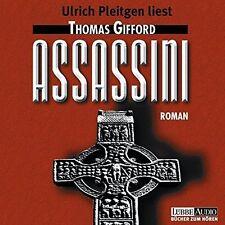 Thomas Gifford Assassini (7CD; Leser: Ulrich Pleitgen) [xCD-Set]