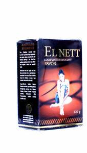 EL NETT CLARIFYING AND EXFOLIATING BODY SOAP 220G