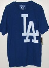Wright & Ditson Los Angeles Dodgers Blue Pocket T-Shirt Size Large Mens NEW!