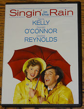 SINGIN' IN THE RAIN 1952 60TH ANNIVERSARY DEBBIE REYNOLDS R1 DVD SENT FROM UK