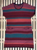 Womens Dress Gudrun Sjoden Size L Multicolor