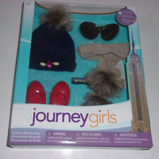 """5 pc. Fashion Accessories Set for 18"""" Journey Girl Dolls, 6 yrs.+"""