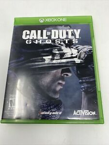 Call of Duty : Ghosts (Microsoft Xbox One, 2013) Case No Manual