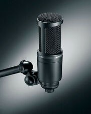 Audio Technica AT2020 Studio Recording Microphone-Cardioid Condenser Mic