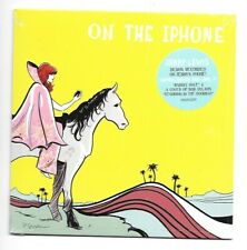 "Jenny Lewis ‎7"" On the iPhone Limited Edition Pink Vinyl Sealed New RSD 2019"
