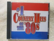 Time Life Music # 1 Country Hits Of The 80's (CD, 2002) **LIKE NEW** *GENUINE*