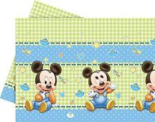 Nappe Plastique Bébé Mickey 120 x 180 cm Cod.76087
