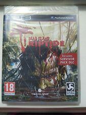 DEAD ISLAND RIPTIDE WITH SURVIVOR DLC, PS3, NEW, SEALED, RARE !!!