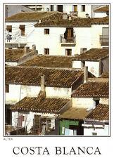Altea, Costa Blanca, Alicante, Spain Rare Picture Postcard A118