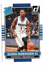 Glenn Robinson III, (Rated Rookie) 2014-15 Panini Donruss, Basketball Card