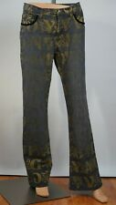 Voyage Passion Donna Authentic Used Multicolored Women Jeans Size-32 Made Italy