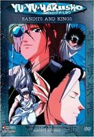 YU YU HAKUSHO GHOST FILES - BANDITS AND KINGS NEW DVD
