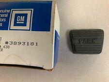 NOS ORIGINAL GM PARK BRAKE PAD CHEVY PONTIAC BUICK OLDS 3893181