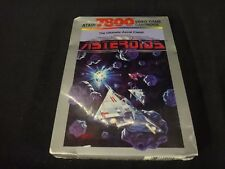 Asteroids (Atari 7800, 1986) Brand New Factory Sealed