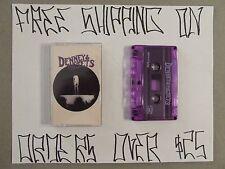 DENNEY & THE JETS SELF TITLED CASSETTE EP BURGER BRGR-307 1/250 SOUTHERN GARAGE