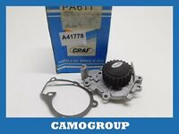 Water Pump GRAF For Micra 1.0 1982 92 PA611 2101019B25