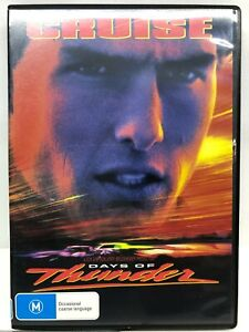Days of Thunder - DVD - AusPost with Tracking