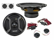 2 Orion Co652C Cobalt 6.5 Inch 2-Way Component System 700 Watt Car Speaker Pair