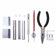 Professional 12 in 1 HUK Lock Disassembly Tool Locksmith Tools Kit