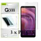 3 x Pieces Tempered Glass (2.5D) Screen Protector for Alcatel 3V 2019 (5032W)