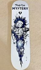 Ryan Smith Mystery Skateboard Deck Very Rare Nos Deck From Mid 2000s Dc Shoes