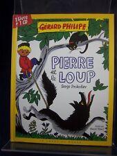 Pierre et le Loup; book & CD-Serge Prokofiev, illus. Marcel Tillard(2006) 180405