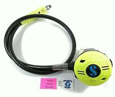 Scubapro R190 Octo 2nd Second Stage Scuba Dive Diving Regulator Octopus Yellow