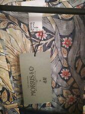 H&M X William Morris Vestido 40/14