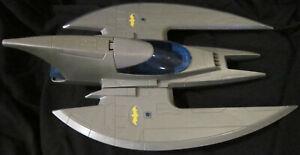 Rare Gray TM & DC Comics Batman Batplane Batwing 1993??