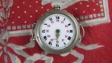ancienne petite montre a gousset ou bracelet argent 86