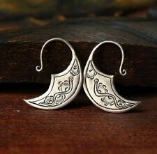 Ethnic Tribal Miao Handmade Earrings / Je002