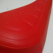 BULTACO SHERPA SEAT SPECIAL EDITION RED SHERPA 198 199 SEAT 250cc & 350cc