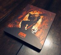 Doom Eternal Collector's Edition Steelbook Case (NO GAME!) PS4 Xbox One