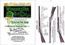 Winchester 1887 November Arms & Ammo No.44
