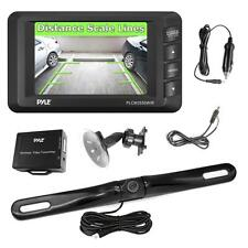"Wireless Backup Camera Parking Assistence Night Vision & 3.5"" Monitor PLCM3550WI"