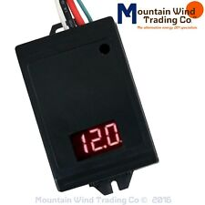 12 Volt Watt Digital Charge Controller BRAIN for wind turbine solar