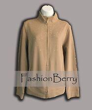 J. M. Collection Women Sweatshirt Sweater Size M Reg. Price $59.00